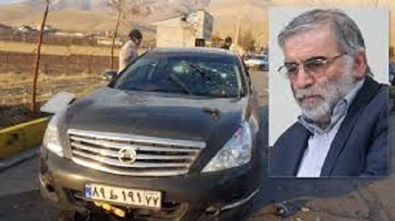 इरानका वैज्ञानिक फक्रिजादेहको हत्या, कस्ले गर्यो ?