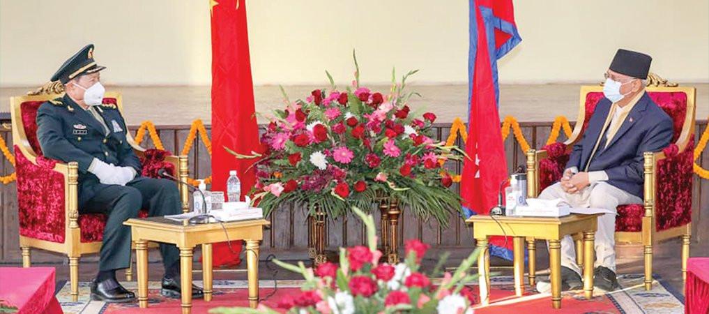 ओली भन्छन्ः नेपाल–चीन सम्बन्धमा कुनै कुराले असर गर्दैन