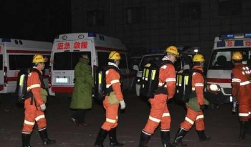 चीनको कोइलाखानीबाट विषालु ग्यास लिक, १८ जनाको मृत्यु