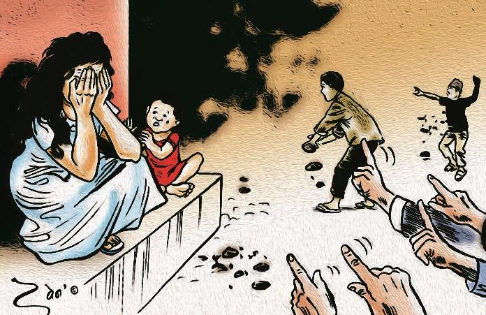 रोकिएन 'बोक्सी' आरोपमा यातना, सुमिन्द्रादेवीमाथि स्थानीय महिलाबाट निर्मम कुटपिट
