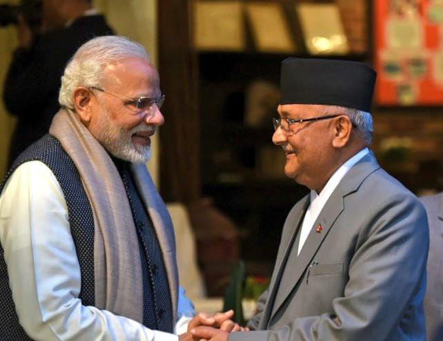 पार्टी विवादका बीच प्रधानमन्त्री ओली भारत भ्रमणमा जाने,  यस्तो छ भ्रमणको तयारी  !