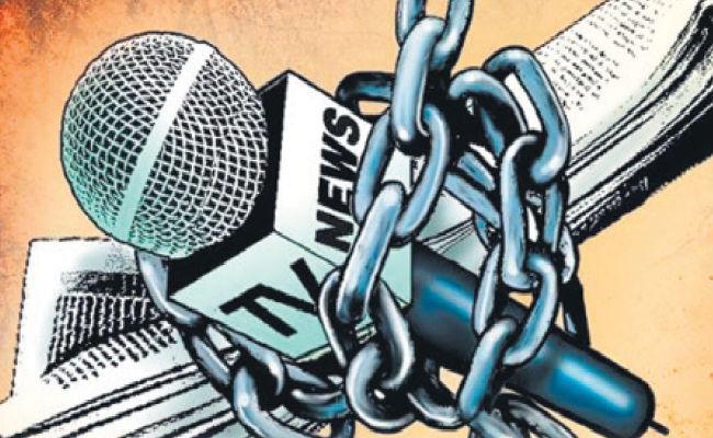 प्रेस स्वतन्त्रतामाथि चीन अझ कठोर बन्यो, पत्रकारनै पक्राउ, हस्तक्षेप नगर्न धम्की