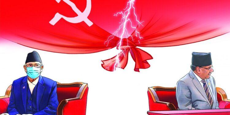 नेकपा विवादले नेकपा नेतृत्वका प्रदेश सरकार पनि संकटमा