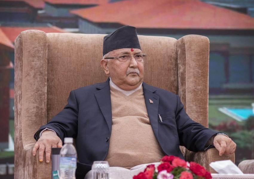 संविधानमै छैन संसद पुनर्स्थापना हुने व्यवस्था, जिल्ल परे प्रचण्ड-नेपाल, यसरी बाजी मारे ओलीले !