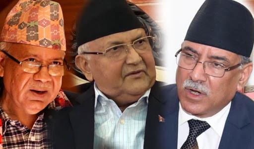 प्रचण्ड-नेपाल समूहबिरुद्ध ओलीको यस्तो खतरनाक षड्यन्त्र, हल्लियो खुमलटार !