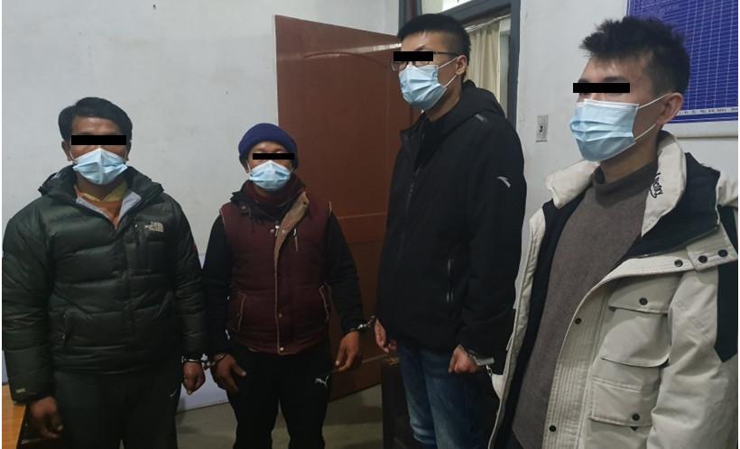 काठमाडाैंबाट दुईजना अपहरण गर्ने चिनियाँ नागरिक पक्राउ