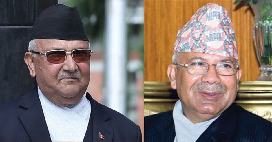 ओलीसँग लचिलो बन्दै माधव नेपाल !