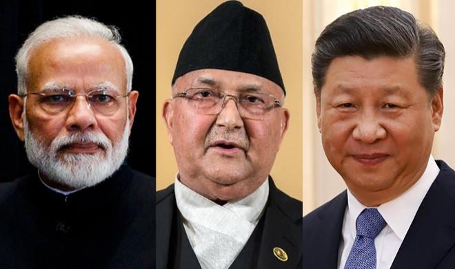 संसद विघटन पश्चात नेपालमा भारत र चीनको कडा प्रतिष्पर्धा, यस्तो छ स्वार्थ!