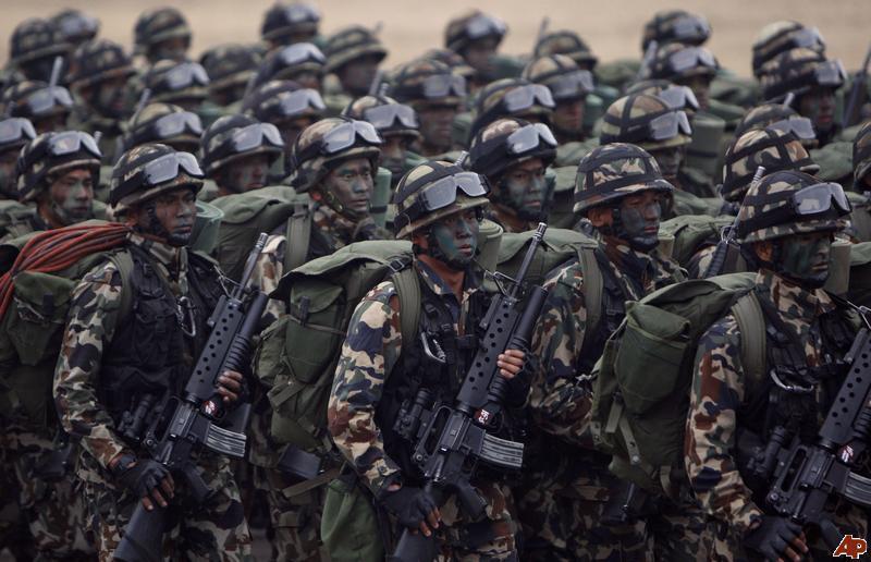 संयुक्त राष्ट्र सङ्घको दोस्रो स्थानमा नेपाली सेना