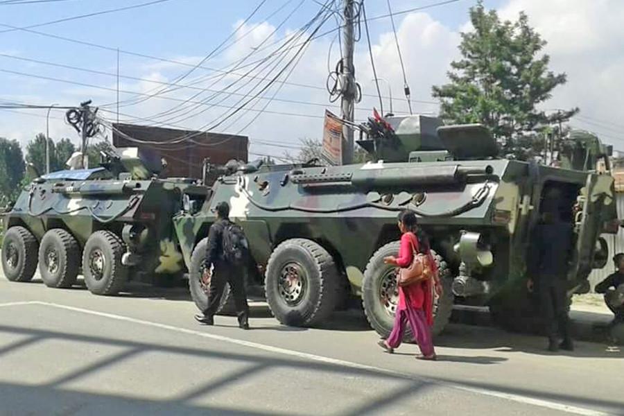 राति १० बजेपछि काठमाडौंको चक्रपथ खतरनाक गाडी गुड्दै
