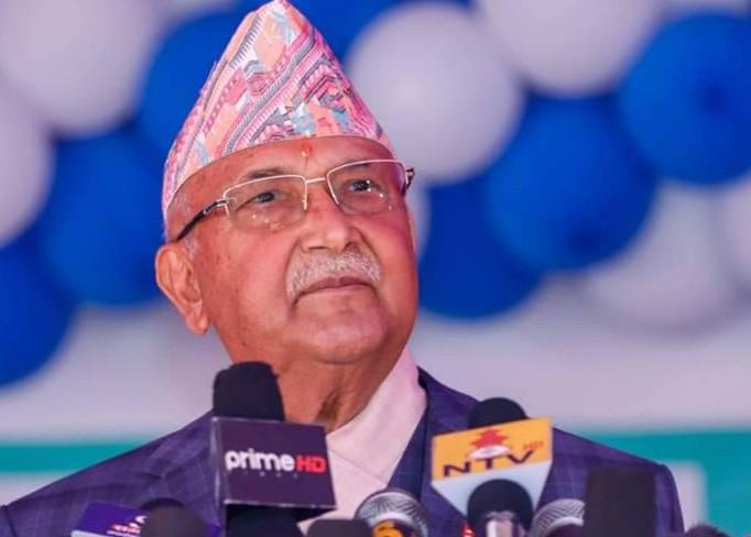 'माओवादी केन्द्रको समर्थन फिर्ता,' प्रधानमन्त्री ओलीले विश्वासको मत लिने शर्त राखे !