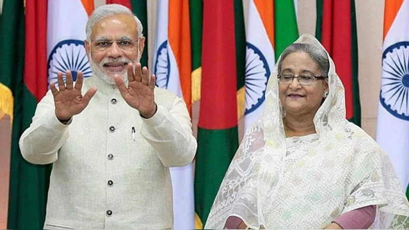 भारत र बंगलादेशबीच व्यापार सहकार्यमा हस्ताक्षर