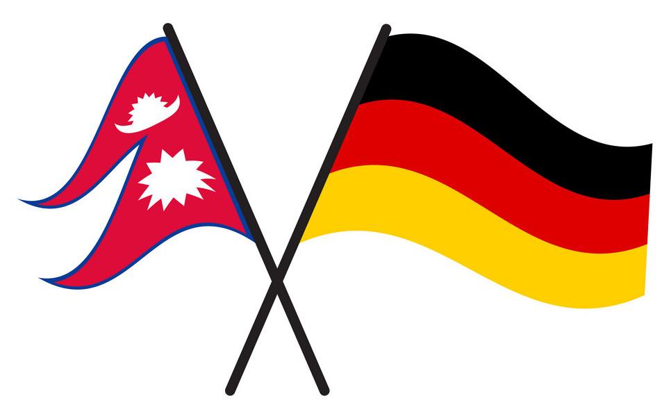 जर्मनीले नेपाललाई १ अर्ब ४० करोड अनुदान दिँदै !