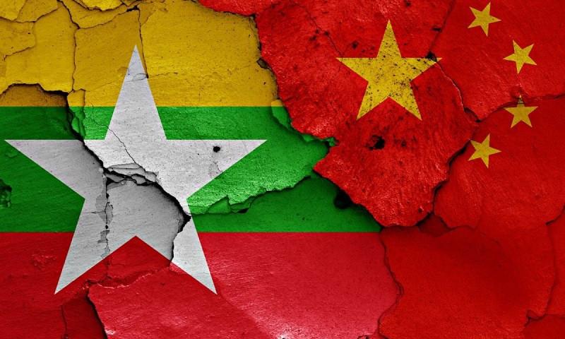 चीन र म्यानमारको सैन्य सरकारबीचको सम्बन्ध 'जटिलपूर्ण'