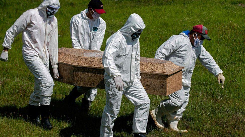 कोरोनाबाट एकै दिन १ हजार ४८० को मृत्यु