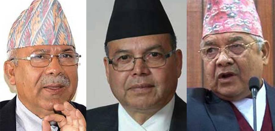 नेपाल, खनाल र गौतमबीच नयाँ दल खोल्न सहमति, पार्टीकाे नामसमेत तोकियो !