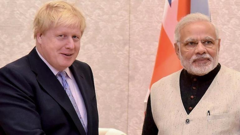 भारत र बेलायतले अवलम्बन गरे रोडम्या २०३०, बृहत रणनीतिक साझेदारीको सम्बन्धमो जोड
