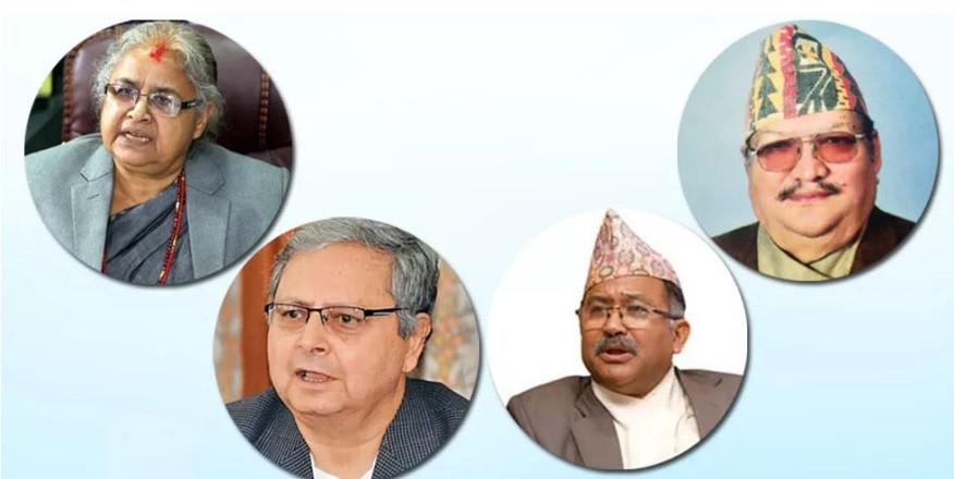 विज्ञप्ति निकालेर अदालतलाई संसद पुनर्स्थापनाका लागि दबाब दिने पूर्वप्रधानन्यायाधीशलाई पूर्वसचिवले दिए काउन्टर
