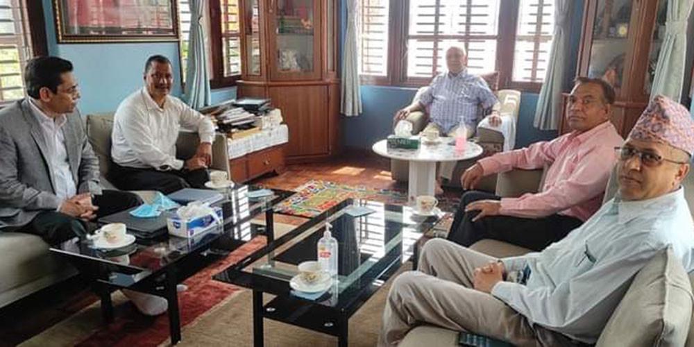बालकोटमा ओली–विप्लव भेट, यस्तो भयो सहमति