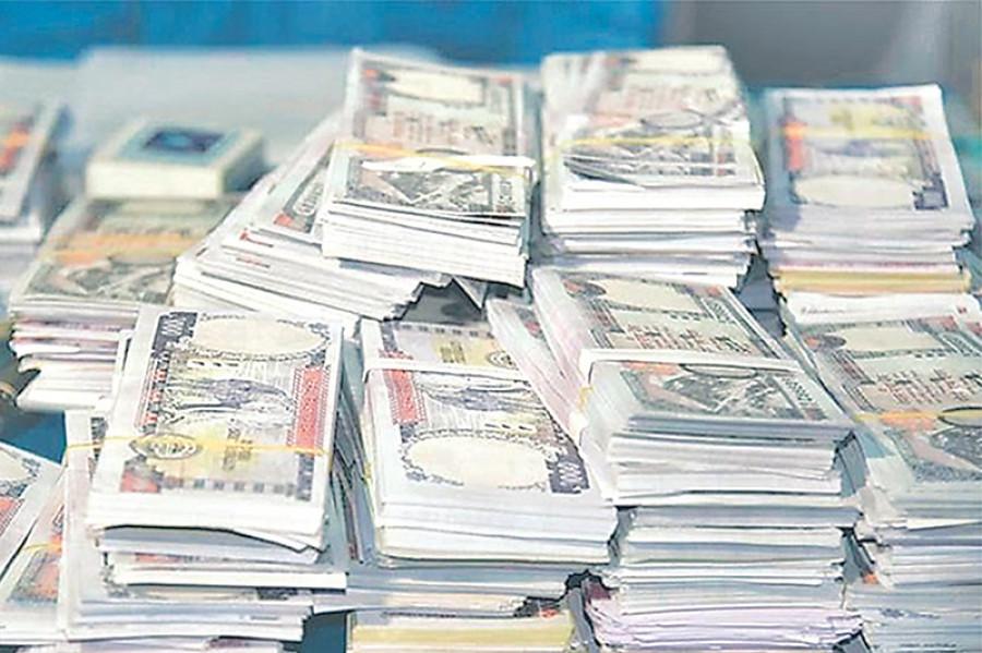 मेवाखोलामा सात बैंकको सात अर्ब लगानी