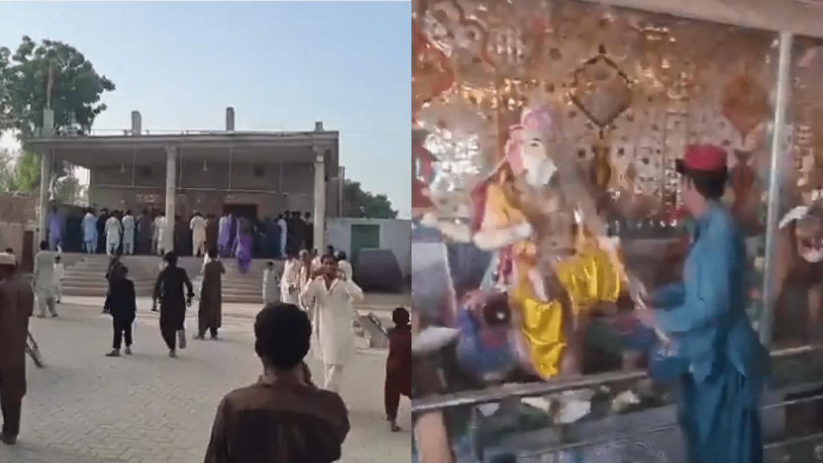 पाकिस्तानमा मन्दिर तोडफोड गरिएकोप्रति नेपालमा घोर विरोध