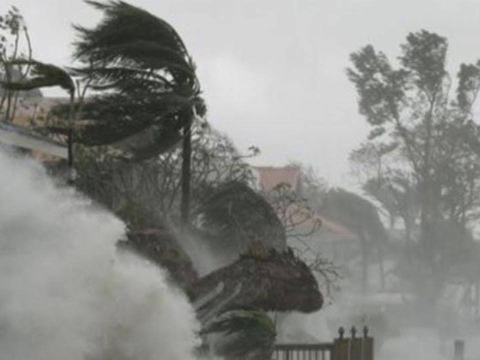 मिरिना आँधी : चिबा क्षेत्रबाट हजारौँलाई सुरक्षित स्थलतर्फ जान आग्रह