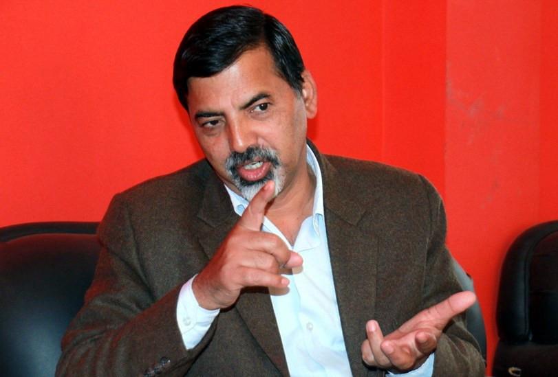 सात प्रतिशतको आर्थिक वृद्धि सम्भव छ : अर्थमन्त्री जनार्दन शर्मा
