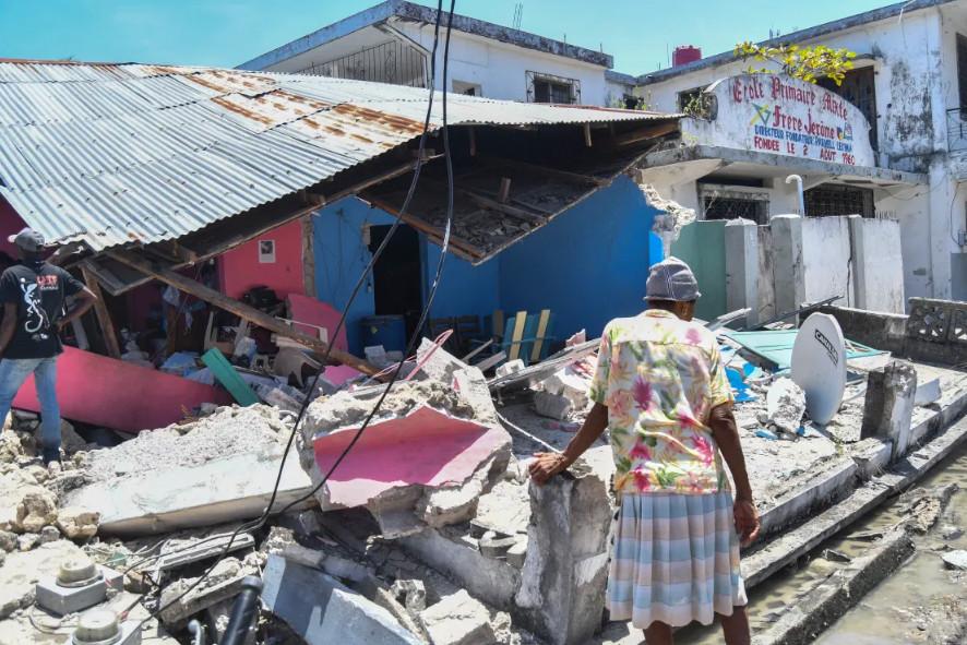 शक्तिशाली भूकम्प : ३०४ को मृत्यु, एक हजार ८०० घाइते