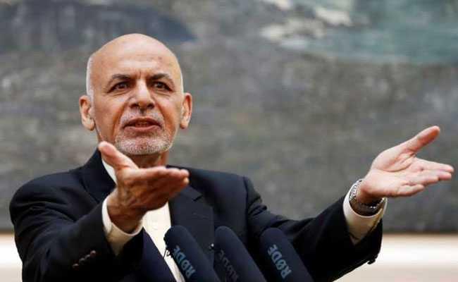 अफगानिस्तानबाट भागेका गनी भेटिए यूएईमा