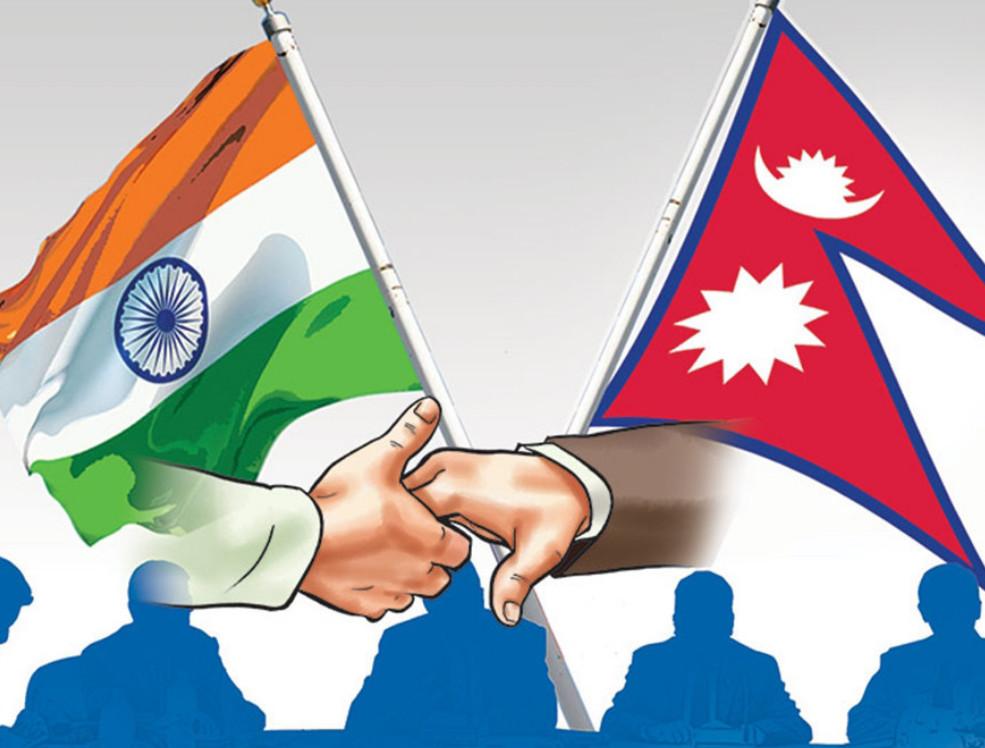 नेपाल भारत संयुक्त निगरानी संयन्त्रको नवौँ बैठक : यी बिषयमा भयाे छलफल !