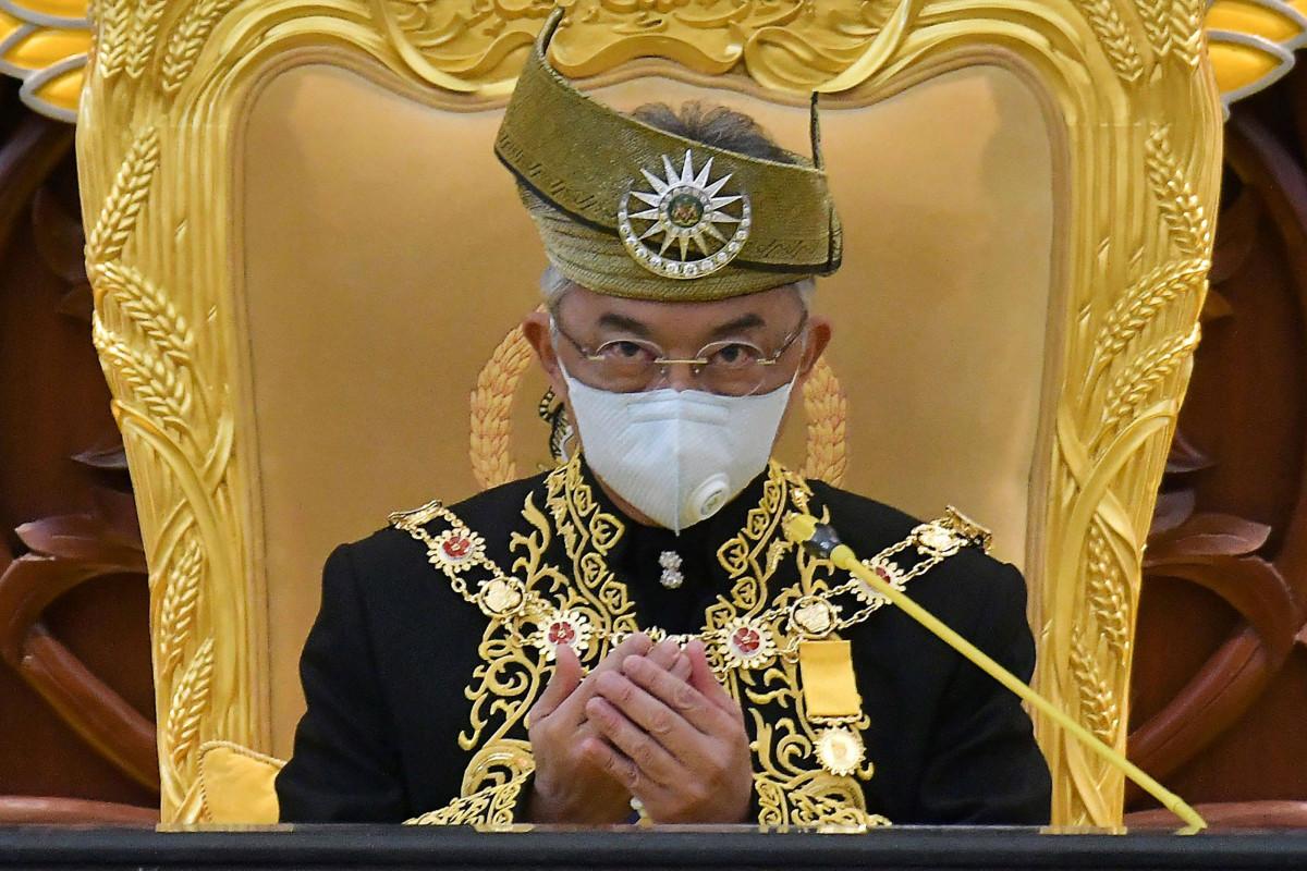 मलेसियाका राजाद्वारा नयाँ प्रधानमन्त्रीका लागि दाबी पेस गर्न आह्वान