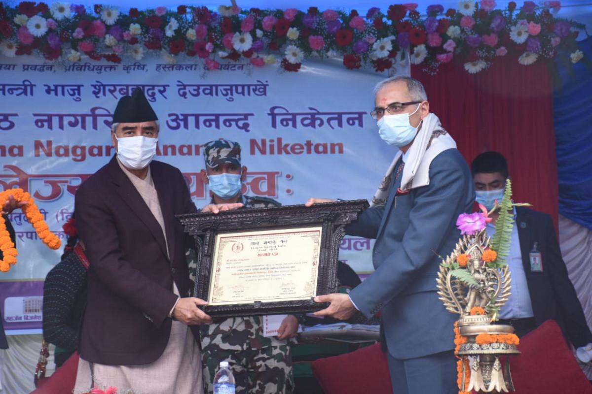 ललितपुरमा भारतले ५ करोड लगानीमा खोलिदियो अत्याधुनिक वृद्धाश्रम, अब उपचारका लागि बाहिर जान नपर्ने