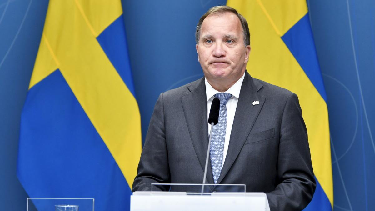 स्विडेनका प्रधानमन्त्रीद्वारा पार्टी नेतृत्वबाट पनि बिदा लिने घोषणा