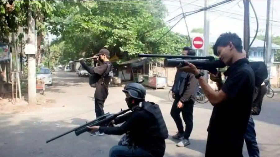 चीनको सीमा नजिक आतंक, २० सेनाको मृत्य