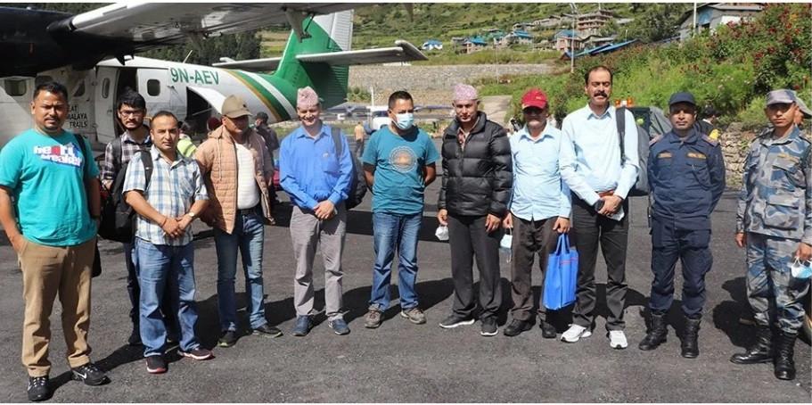 एक्सनमा देउवा सरकार : चीनले मिचेको भूमि खोज्न हुम्लाको बोर्डर पुगे गृहका कमाण्डर, १५ वटै पिल्लरको जाँच हुने
