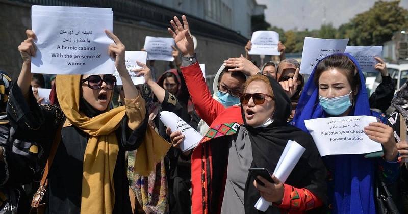 तालिवानीको विरोधमा अफगानी महिलाहरुले चलाए 'मेरो लुगा नछोउ' अभियान, व्यापक समर्थन