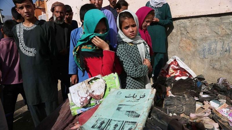 शरणका लागि पाकिस्तान पुगेका अफगानी बालबालिकालाई समेत फिर्ता पठाइयो