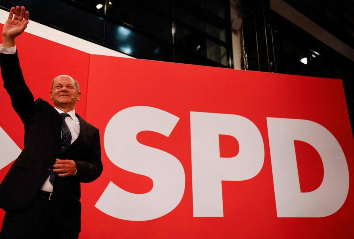 जर्मनीमा सोसल डेमोक्र्याट विजयी, नयाँ चान्सलर निर्वाचित हुने