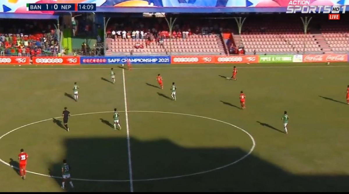 प्रधानमन्त्री देउवाले दिए नेपाली फुटबल टोलीलाई बधाई