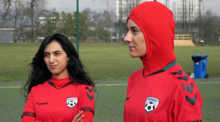 अफगानिस्तानका महिला फुटबल खेलाडीले बेलायतको भिसा पाउने